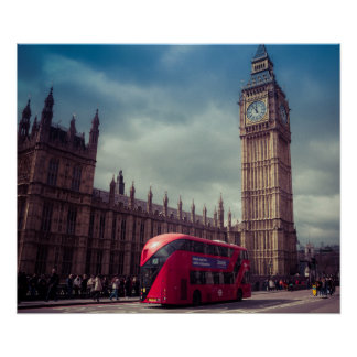 Affiche de Londres Poster