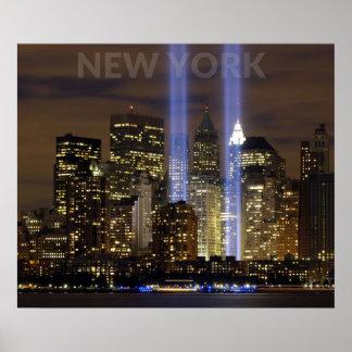 Affiche de New York City