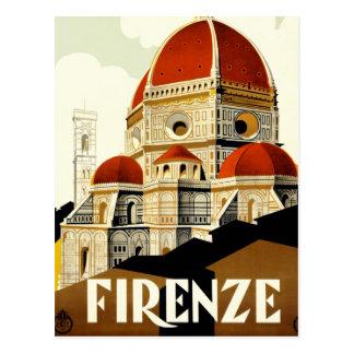 Affiche italienne vintage de tourisme cartes postales