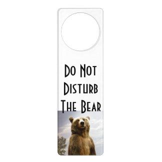 Affichettes De Porte Ne touchez pas à l'affichette de porte