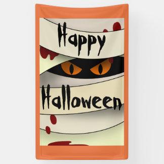 Aftappende Brij Gelukkig Halloween Spandoek