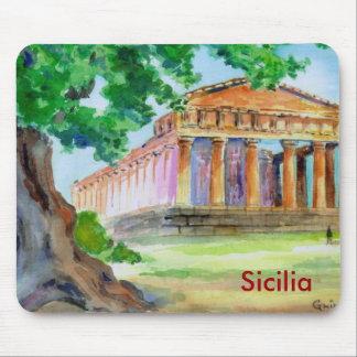 Agrigente Sicile Tapis De Souris