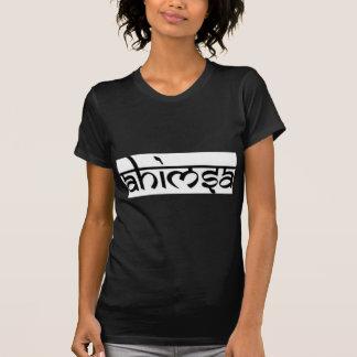Ahimsa - अहिंसा - principe bouddhiste t-shirt