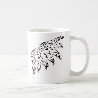 Ailes tribales de tatouage mug
