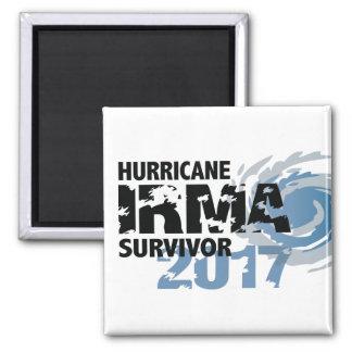 Aimant 2017 de la Floride de survivante d'Irma
