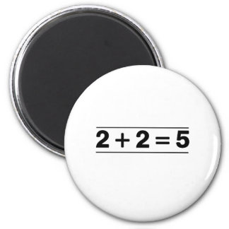 AIMANT 2 +2 = 5
