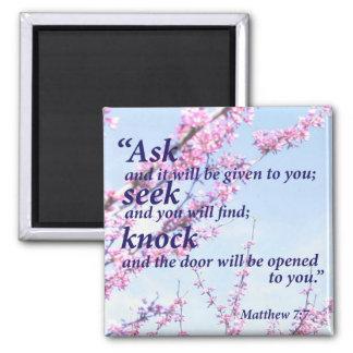 Aimant 7:7 de Matthew