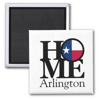 Aimant À LA MAISON d'Arlington le Texas