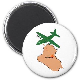 Aimant AC-130 spectre - Bagdad