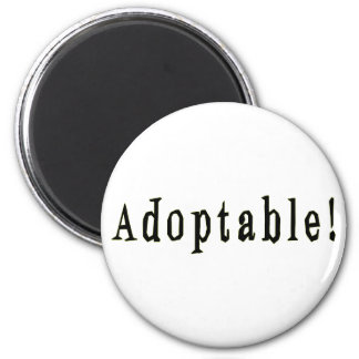 Aimant adoptable