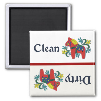 Aimant Aide de lave-vaisselle de cheval de Dala