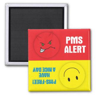 Aimant Alerte de PMS