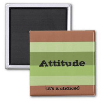 Aimant Attitude