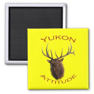 Aimant Attitude du Yukon