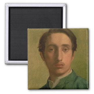 Aimant Autoportrait d'Edgar Degas |