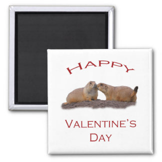 Aimant Baiser de Saint-Valentin