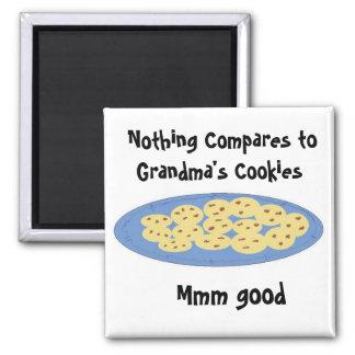 Aimant Biscuits à la Chambre de grand-mamans