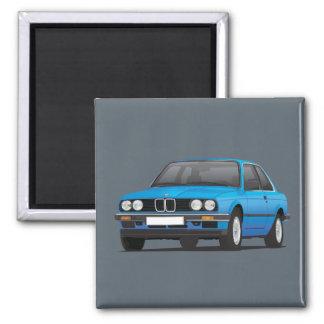 Aimant Bleu de BMW E30 (3-serie)