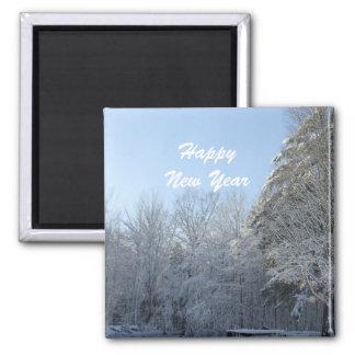 Aimant Bonne année