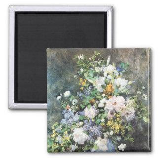 Aimant Bouquet de ressort par Pierre Renoir, fleurs