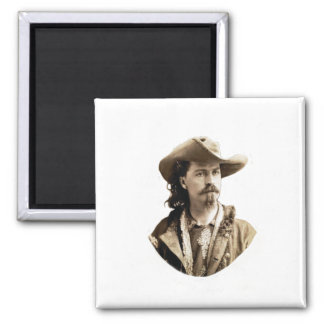 Aimant Buffalo Bill Cody 1875