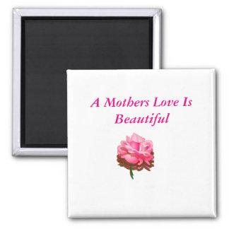Aimant Cadeau sentimental pour la maman.