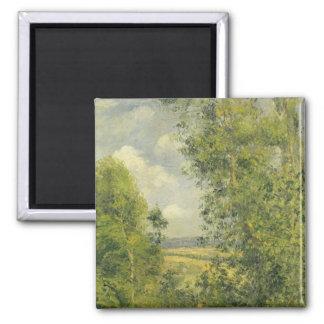 Aimant Camille Pissarro | un repos dans le pré