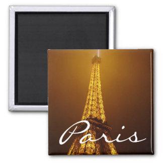 Aimant carré de Paris