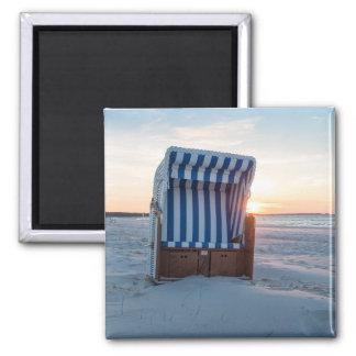 Aimant Chaise de plage
