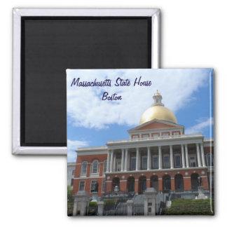 Aimant Chambre d'état du Massachusetts, Boston