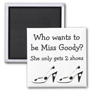 Aimant Chaussures de Mlle Goody deux