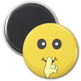 Aimant Chut Emoji