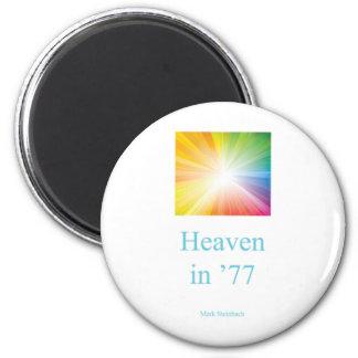 Aimant/ciel dans '77/lumière de Jésus Aimant