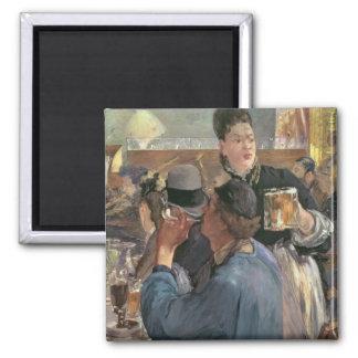 Aimant Coin de Manet | d'un Café-Concert, 1878-80