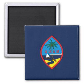 Aimant Conception de drapeau de la GUAM -