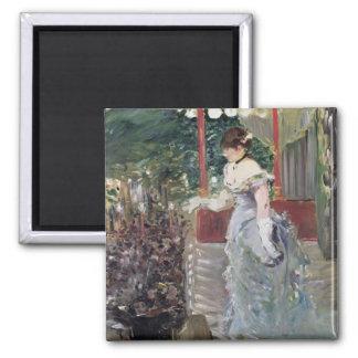 Aimant Concert de café de Manet |, 1879