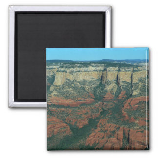 Aimant Couches de roches rouges I dans Sedona Arizona