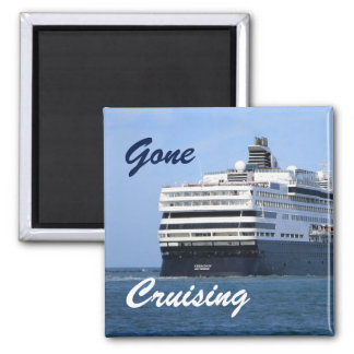 Aimant Croisière sévère et par tribord allée