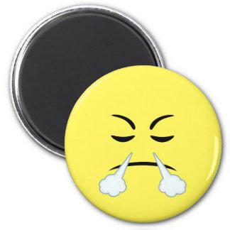 Aimant Cuisson à la vapeur d'Emoji
