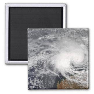 Aimant Cyclone tropical Nicholas outre de l'Australie