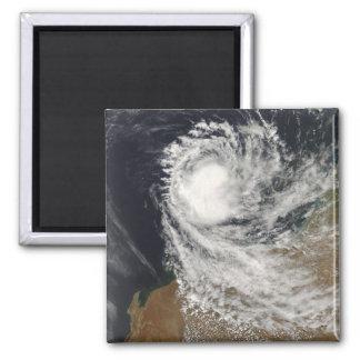 Aimant Cyclone tropical Ophélie outre de l'Australie