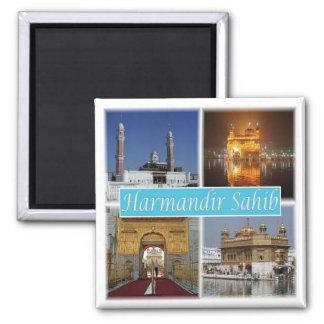Aimant DANS * l'Inde - le temple d'or Amritsar