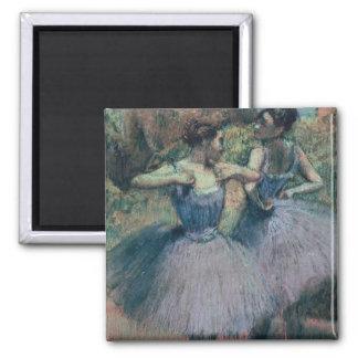 Aimant Danseurs d'Edgar Degas | dans la violette