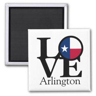 Aimant d'Arlington d'AMOUR