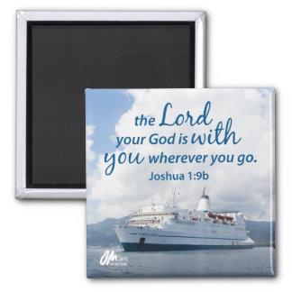 Aimant de 1:9 de Joshua