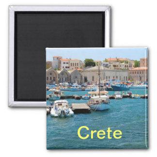 aimant de Crète