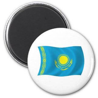 Aimant de drapeau de Kazakhstan