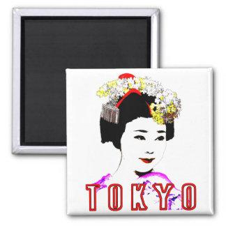 Aimant de geisha