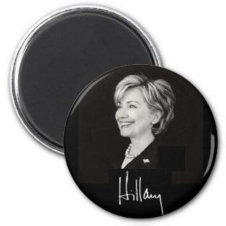 Aimant de Hillary Clinton