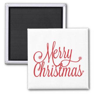 Aimant de Joyeux Noël
